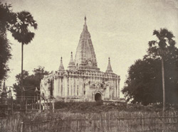 No. 6. Thayet Myo. Pagoda on the S. of Cantonment.